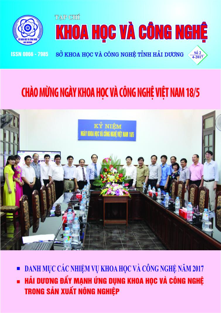 Tạp chí số 2 - 2017