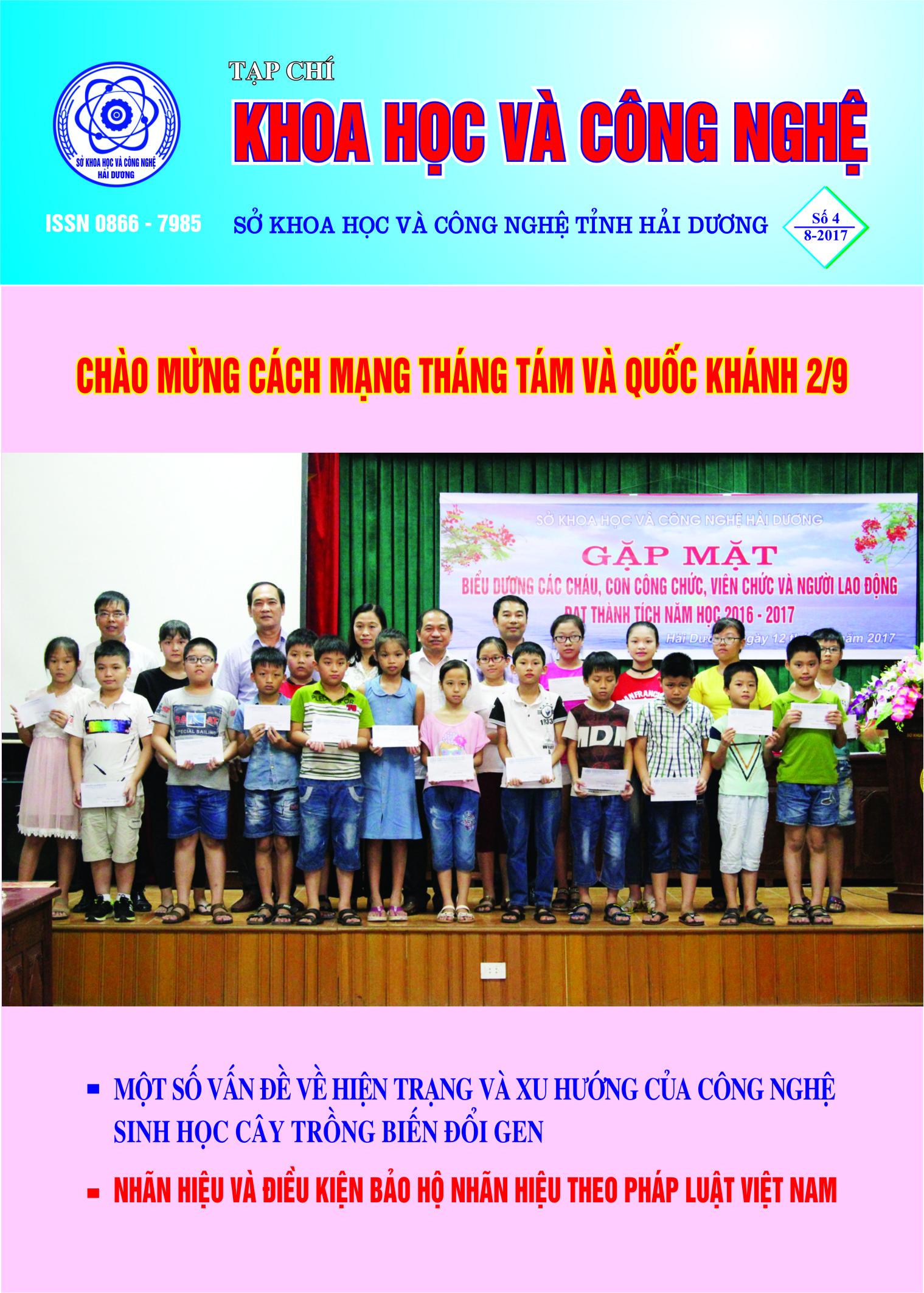 Tạp chí số 4 - 2017