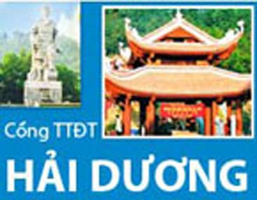 Cổng thông tin điện tử tỉnh Hải Dương